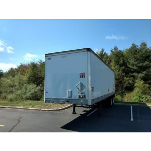 2007 Trailmobile Dry Van Trailer in CT