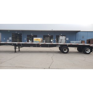 2007 Utility Flatbed Trailer in AL