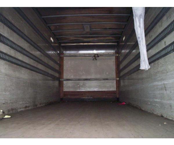 2006 Hino 268A Box Truck 1
