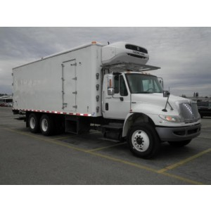 2012 International 4400 Reefer Truck in TX