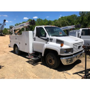 2006 Chevrolet 5500 Service Truck in MS
