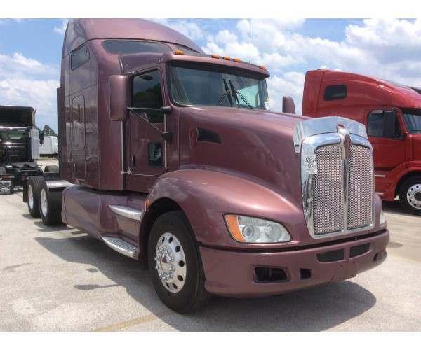 2012 Kenworth T660 with paccar in Florida, wholesale, ncl truck sales