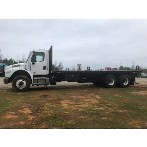 2013 Freightliner M2 Flatbed Truck in AL
