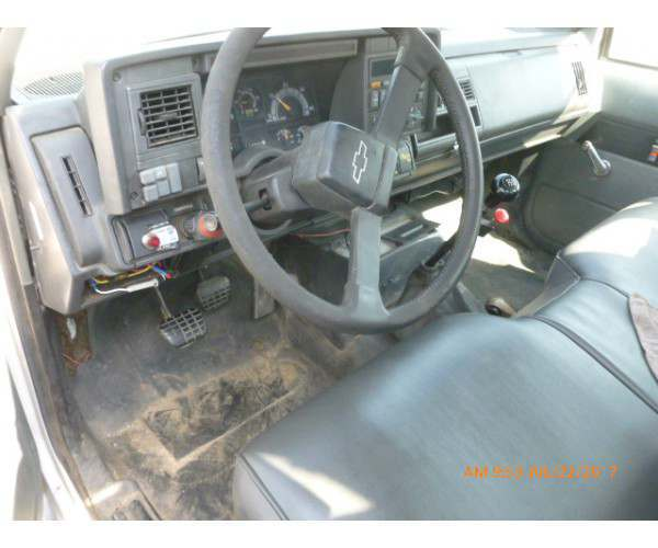 1996 Chevrolet Kodiak Knuckleboom Truck in PA