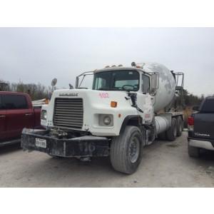 2004 Mack DM690 Mixer Truck in TX