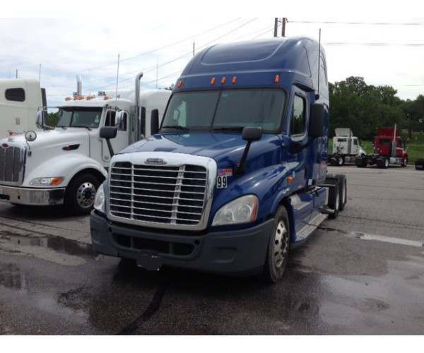 2009 Freightliner Cascadia with DD15 in Missouri, wholesale truck deal, ncl truck sales