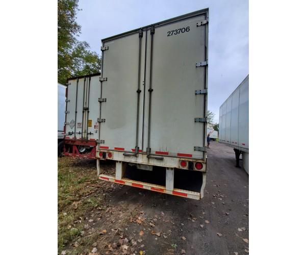 2011/12 Wabash Dry Van Trailer in MA