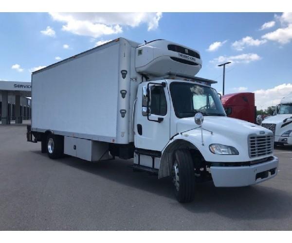2016 Freightliner M2 Reefer Truck