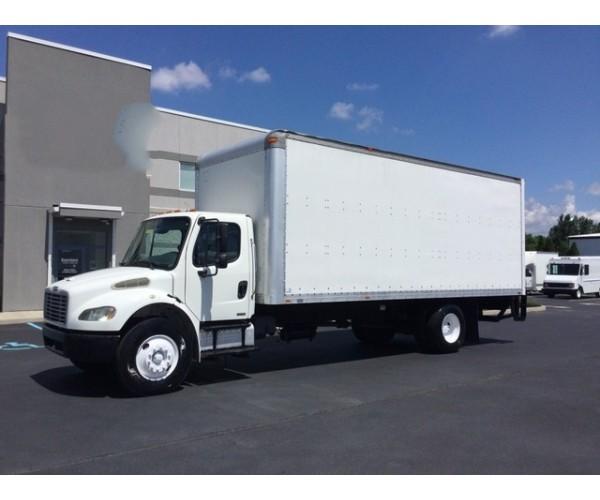 2006 Freightliner M2 Box Truck
