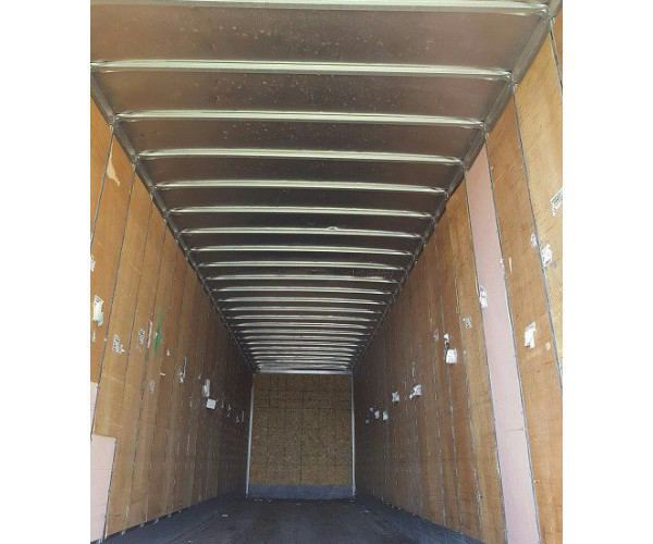 2007 Strick Dry Van Trailer 1