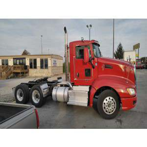 2013 Kenworth T660 Day Cab