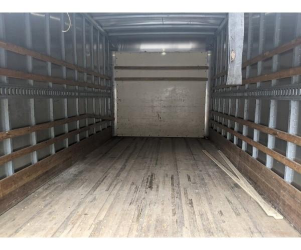 2015 Isuzu NPR Box Truck