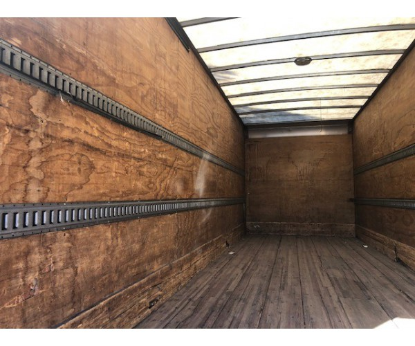2007 Isuzu FVR Box Truck in NV