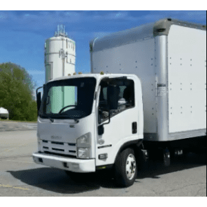 2013/14 Isuzu NQR Box Truck in RI
