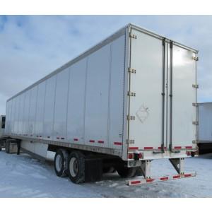 2012 Wabash Dry Van Trailer in IL