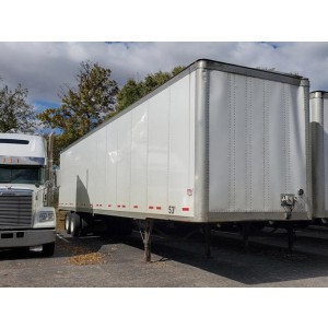2012 Wabash Dry Van Trailer in OH