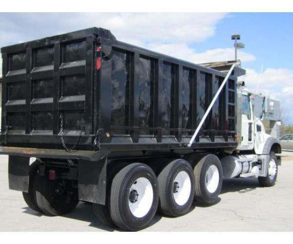 2007 Mack CTP713 Dump Truck 12