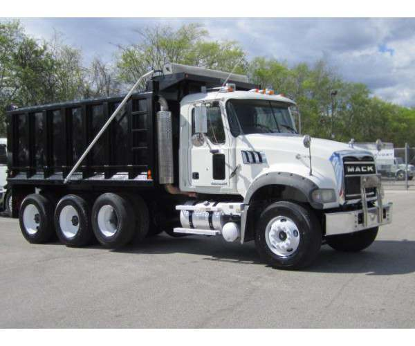 2007 Mack CTP713 Dump Truck 5