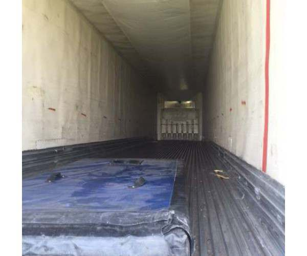 2004 Great Dane Reefer Trailer 9