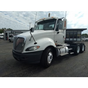 2010 International Prostar Day Cab