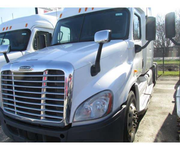 2011 Freightliner Cascadia XT with DD15 in Indiana, wholesale, NCL Truck Sales