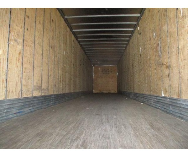 2007 Hyundai Dry Van Trailer in IL