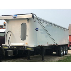 2009 Rhodes End Dump Trailer in MI