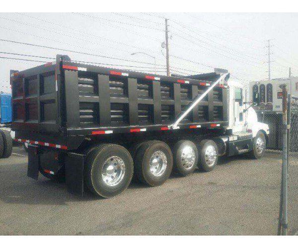 2005 Kenworth T600 Dump Truck2