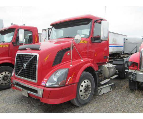 2008 Volvo VNL64T300 with Cummins D13 engine in New York, wholesale, NCL Trucks