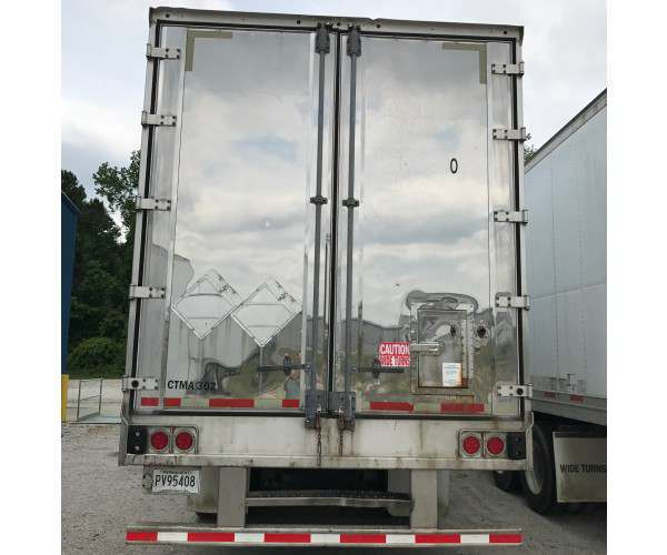 2008 Wabash Reefer Trailer3
