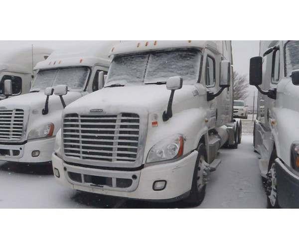 2011 Freightliner Cascadia 4