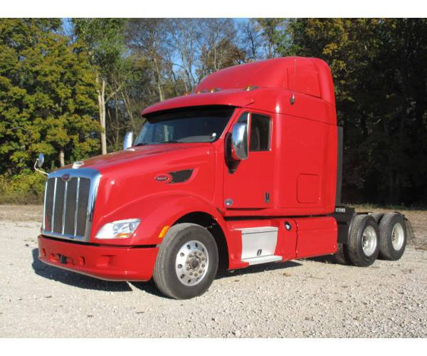 2012 Peterbilt 587 with Cummins in Tennessee, wholesale, NCL Truck Sales