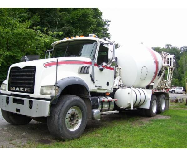 2008 Mack GU713 Mixer Truck in OH