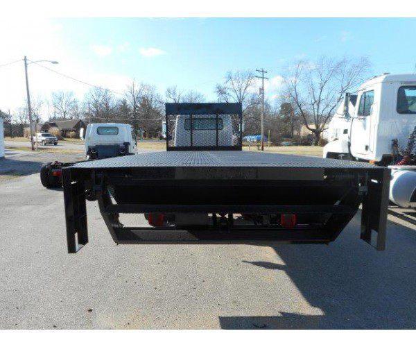 1997 International 4700 Flatbed Truck4