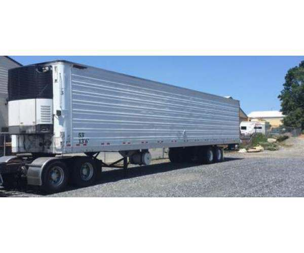 2004 Great Dane Reefer Trailer 5