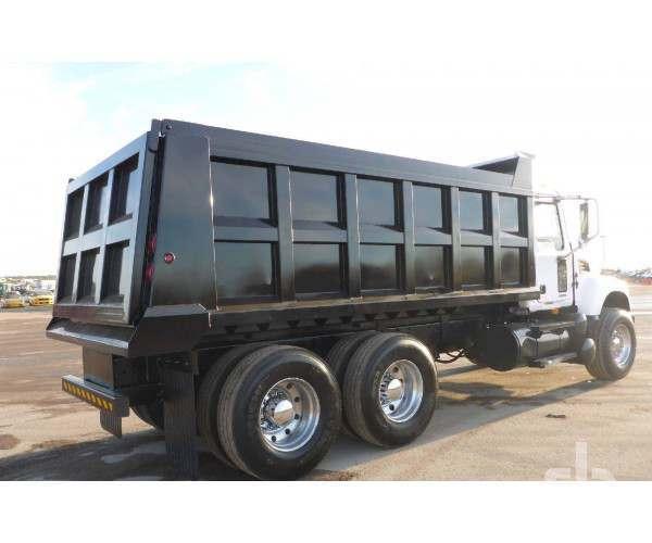 2003 Mack CV713 Dump Truck 2