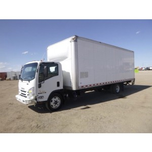2016 Isuzu NRR Box Truck in CO