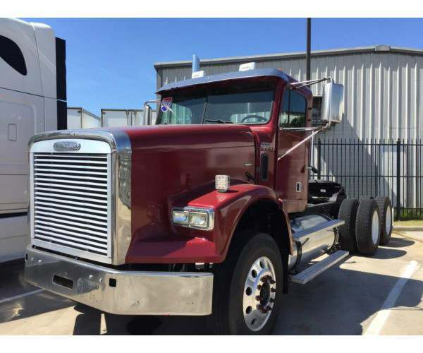 2008 Freightliner FLD120SD Day cab with MBE4000 in Texas, wholesale, ncl truck sales