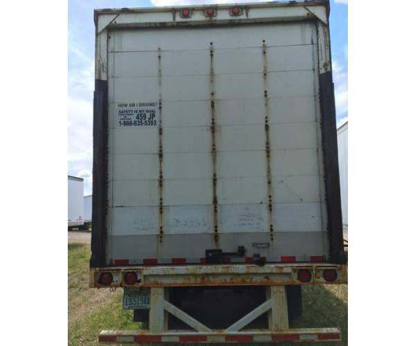 2000 Great Dane Dry Van Trailer 4