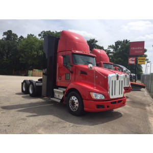 2015 Kenworth T660 CNG Day Cab in IA