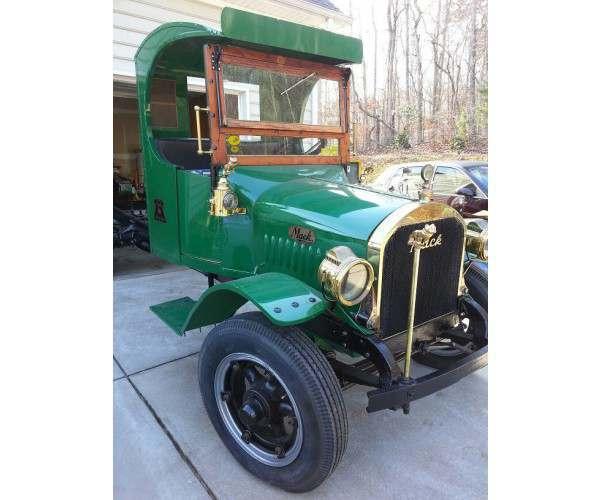 1922 Mack Roll Off Truck 1
