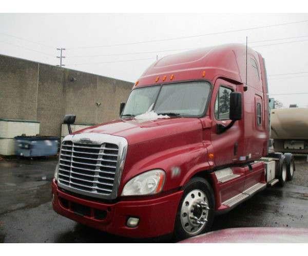 2009 Freightliner Cascadia4