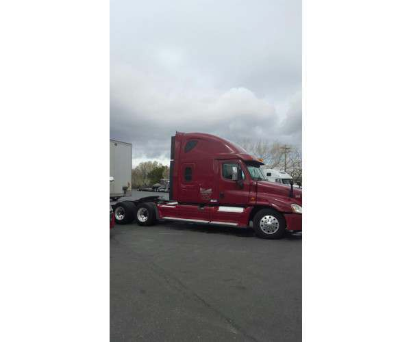 2015 Freightliner Cascadia with DD15 in NY, wholesale, NCL Truck Sales