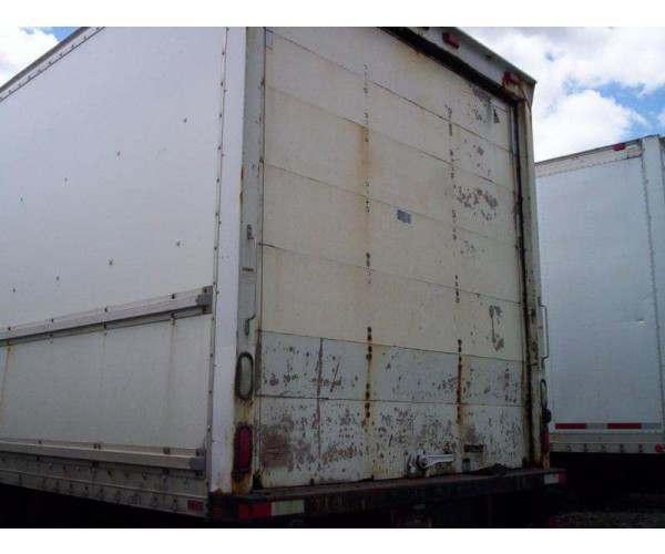 2005 Hino 268 Box Truck in OH