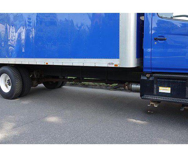 2008 Hino 338 Box Truck 1