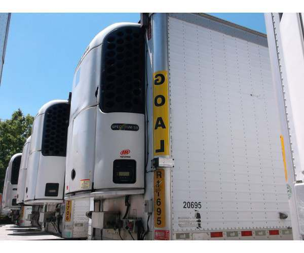 2004 Utility Reefer Trailer4