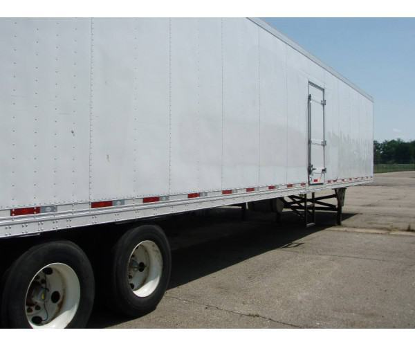 2007 Utility Reefer Trailer