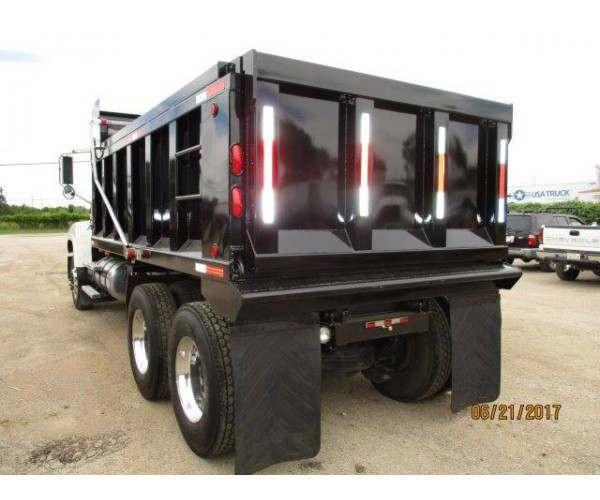 2009 Mack CHU Dump Truck