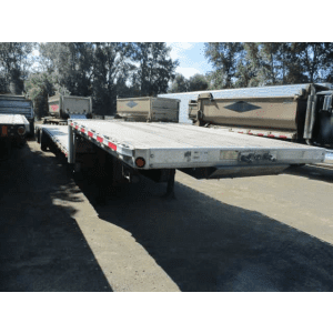 2009 Reitnouer Step Deck Trailer in OR