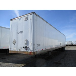 2007 Hyundai Dry Van Trailer in IN
